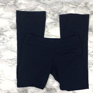 Soybu Lotus Fit Navy Yoga Pants Large